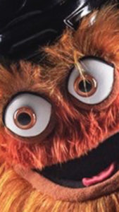 Flyers Mascot Gritty
